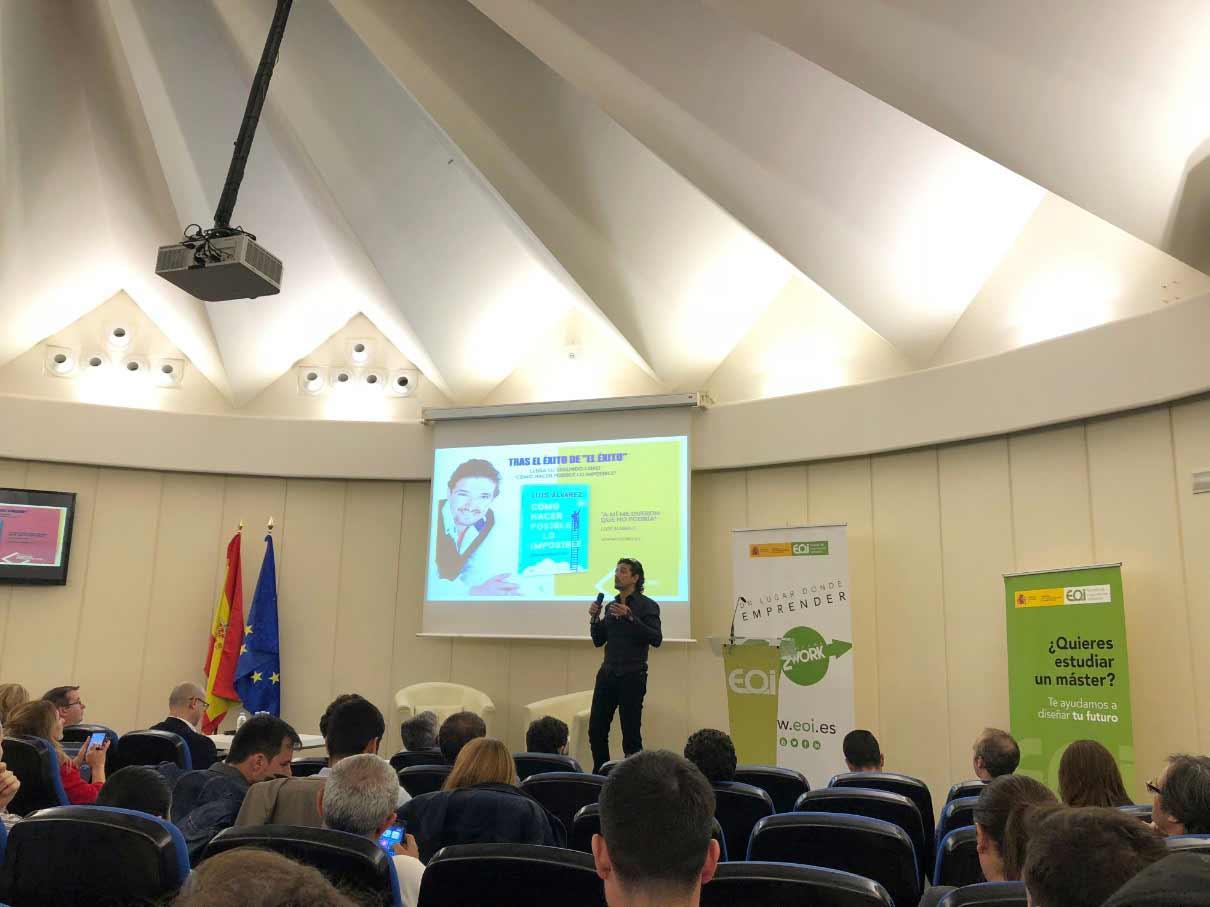 Conferencia Luis Alvarez