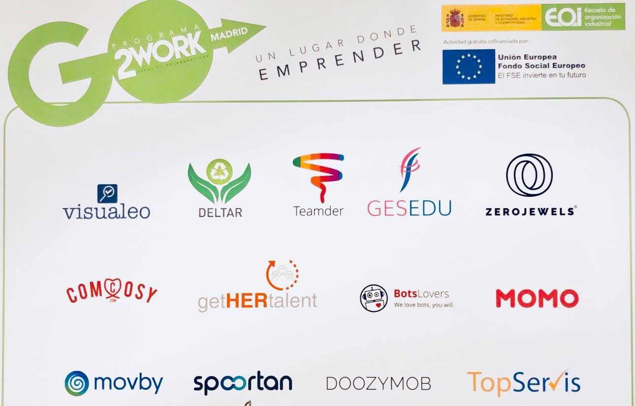 Emprendedores EOI sexta edición