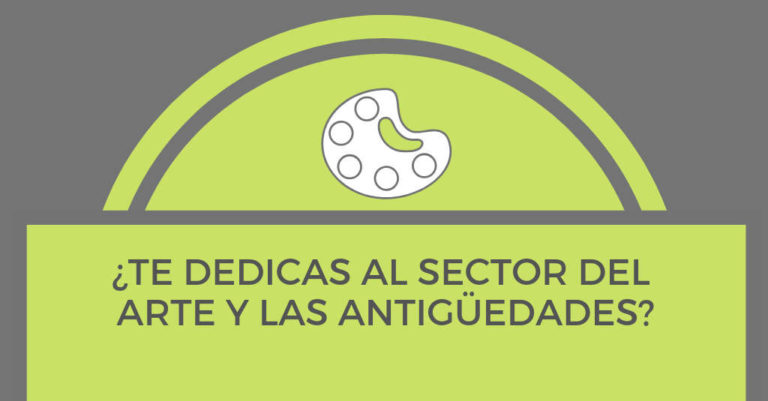 Portada post sector del arte y las antiguedades