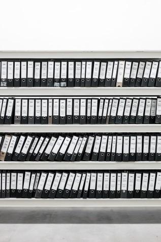 archivadores de documentación