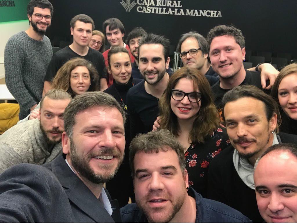 Grupo aceleradora Lazarus 2018