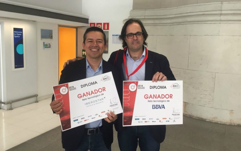 Premio Ances Open Innovation BBVA