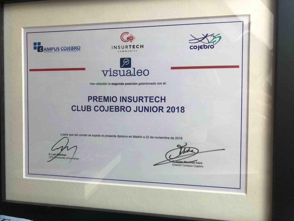 Segundo premio Cojebro