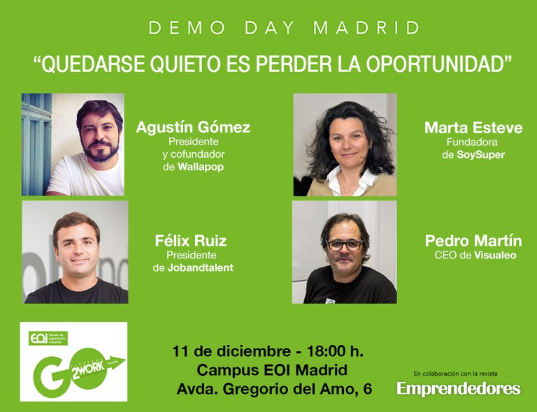 Demo Day ponencia